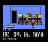 Maniac Mansion NES Strange room