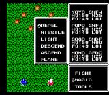 Exodus: Ultima III NES Battle