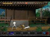Time Commando PlayStation Two karatekas