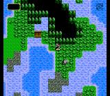 Ultima IV: Quest of the Avatar NES World map