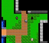 Ultima IV: Quest of the Avatar NES In a town