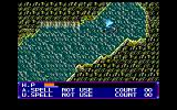 Mid-Garts PC-98 Attacked by a snake