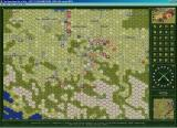 The Operational Art of War: Century of Warfare Windows Yugoslavia in 2-D overview map mode