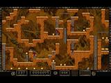 Lode Runner Extra PlayStation Fourth level
