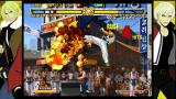 Garou: Mark of the Wolves Xbox 360 Impressive combo sets him aflame.