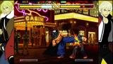 Garou: Mark of the Wolves Xbox 360 Brawling on the strip.