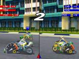 Moto Racer PlayStation Game start