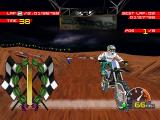 Moto Racer PlayStation Victory lap