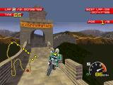 Moto Racer PlayStation Checkpoint