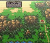 Romance of the Three Kingdoms IV: Wall of Fire SNES Map