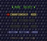 Super Punch-Out!! SNES Mode Select