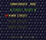 Super Punch-Out!! SNES Circuit Select