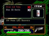 T.R.A.G.: Tactical Rescue Assault Group - Mission of Mercy PlayStation Items