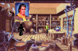King's Quest VI: Heir Today, Gone Tomorrow Windows 3.x Alexander's face - Windows version