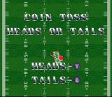 ABC Monday Night Football SNES Coin toss