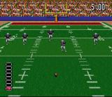 ABC Monday Night Football SNES The kickoff!