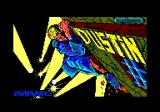 Dustin Amstrad CPC Loading screen