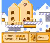 Kirby's Adventure NES The High-Jump power-up does just that.