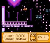 Kirby's Adventure NES The UFO power-up lets you float around on a level.