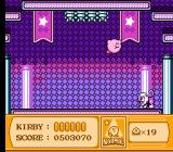 Kirby's Adventure NES This Lion boss is vicious.