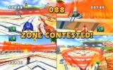 Sonic & SEGA All-Stars Racing Windows King of the Hill with race-cars - very hard!