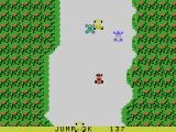 Bump 'N' Jump ColecoVision Bump enemy cars off the road