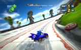 Sonic & SEGA All-Stars Racing Windows Drifting is the main way to get a boost.