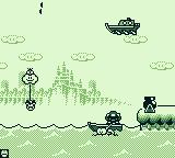 Game & Watch Gallery 2 Game Boy Modern Parachute: Jugem to the rescue!