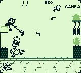 Game & Watch Gallery 2 Game Boy Classic Chef: The cat is trying to help.