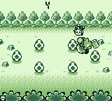 Game & Watch Gallery 2 Game Boy Modern Vermin: Bonking a Fly Guy.