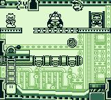 Game & Watch Gallery 2 Game Boy Modern Donkey Kong: I made it to the top...