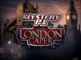 Mystery P.I.: The London Caper Windows Title screen