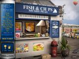 Mystery P.I.: The London Caper Windows Fish & Chips shop