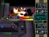 Trap Gunner PlayStation Two-players mode