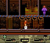 Defenders of Dynatron City NES First part of the final confrontation