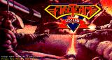Fireteam 2200 DOS Title screen.