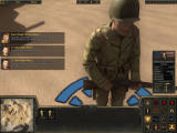 Theatre of War 2: Africa 1943 Windows Close-up view of a soldier (demo version)