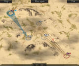 Theatre of War 2: Africa 1943 Browser Sending tanks towards a neutral base