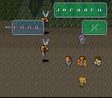 Romancing SaGa 2 SNES Fighting bees