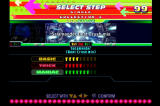 Dance Dance Revolution: Konamix PlayStation Once you've chosen a song, you can change the skill level you'll tackle next.