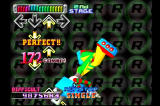 Dance Dance Revolution PlayStation You play through four songs without taking a break, and no continues. Try for a full combo!