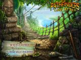 Pathfinders: Lost at Sea Windows Main menu