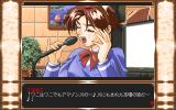 Power Slave PC-98 Rika in a karaoke bar