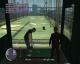 Grand Theft Auto: The Ballad of Gay Tony Windows One of the unusual new mission: Luis plays Golf...