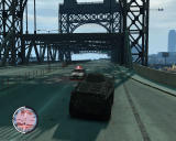 Grand Theft Auto: The Ballad of Gay Tony Windows Driving a tank