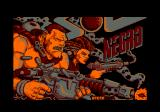 Sol Negro Amstrad CPC Title screen