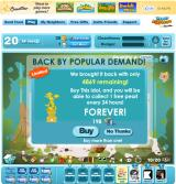 Happy Aquarium Browser The game is full of annoying pop-up messages