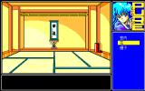 Pure PC-98 Empty room. Out of despair, I examine it...