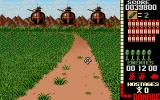 Operation Wolf Amiga Choppers trying to shoot you down