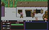 Operation Thunderbolt Commodore 64 One of the hostages that you must save in Mission 4